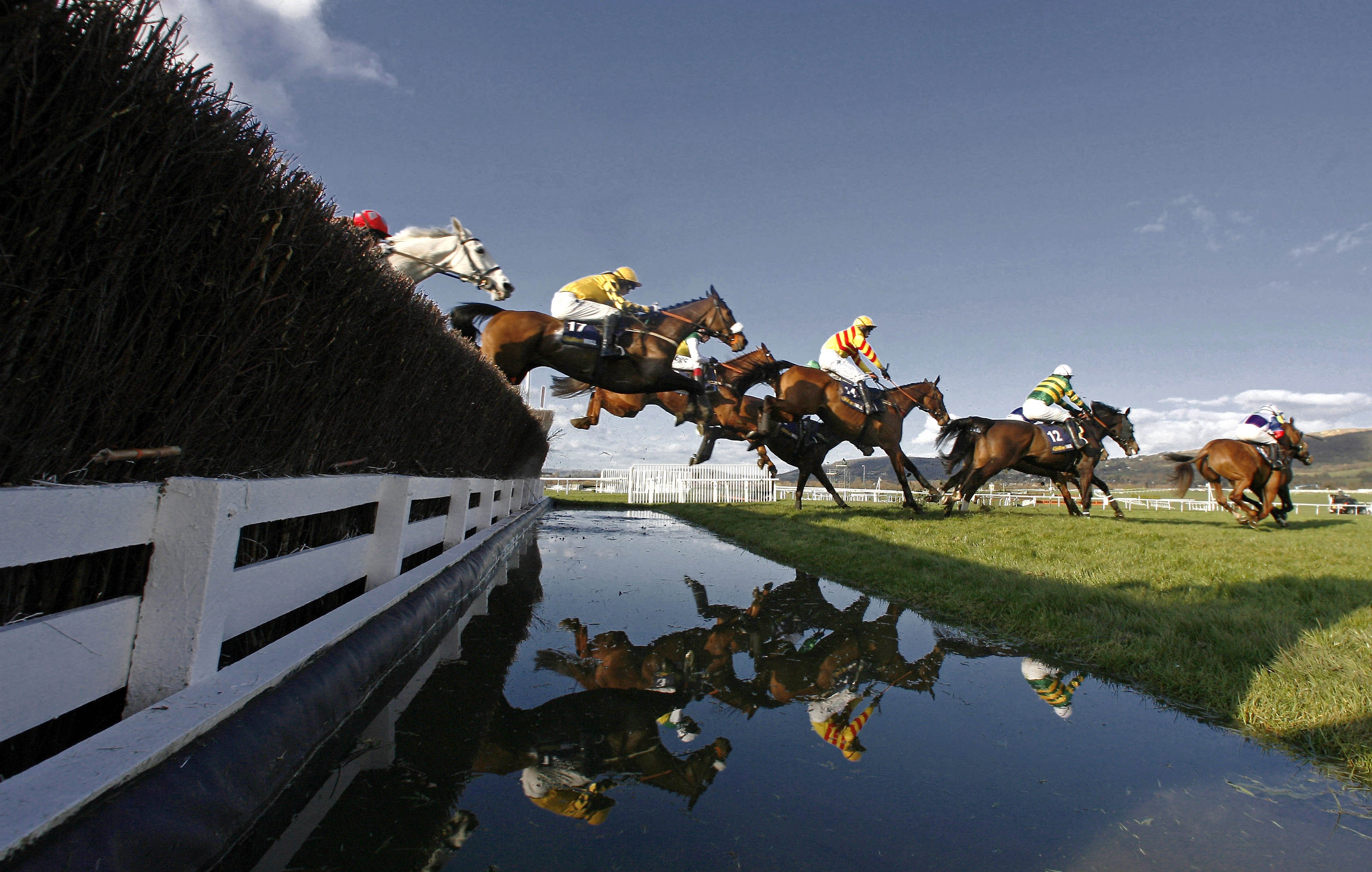Cheltenham Ladies Day - Horse Racing Festival - 2020