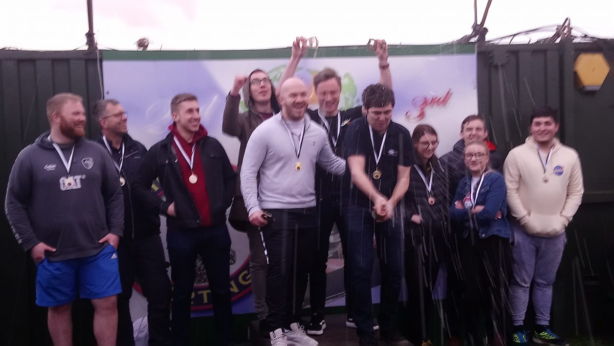 Stan Bowley Charity Go Karting Championships – March 2019